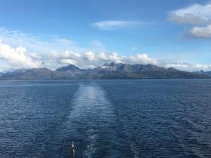 Knight Island Passage, Prince William Sound