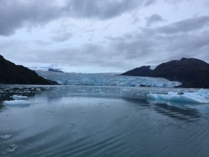 Chenega Glacier, Icy Bay, Prince William Sound.
