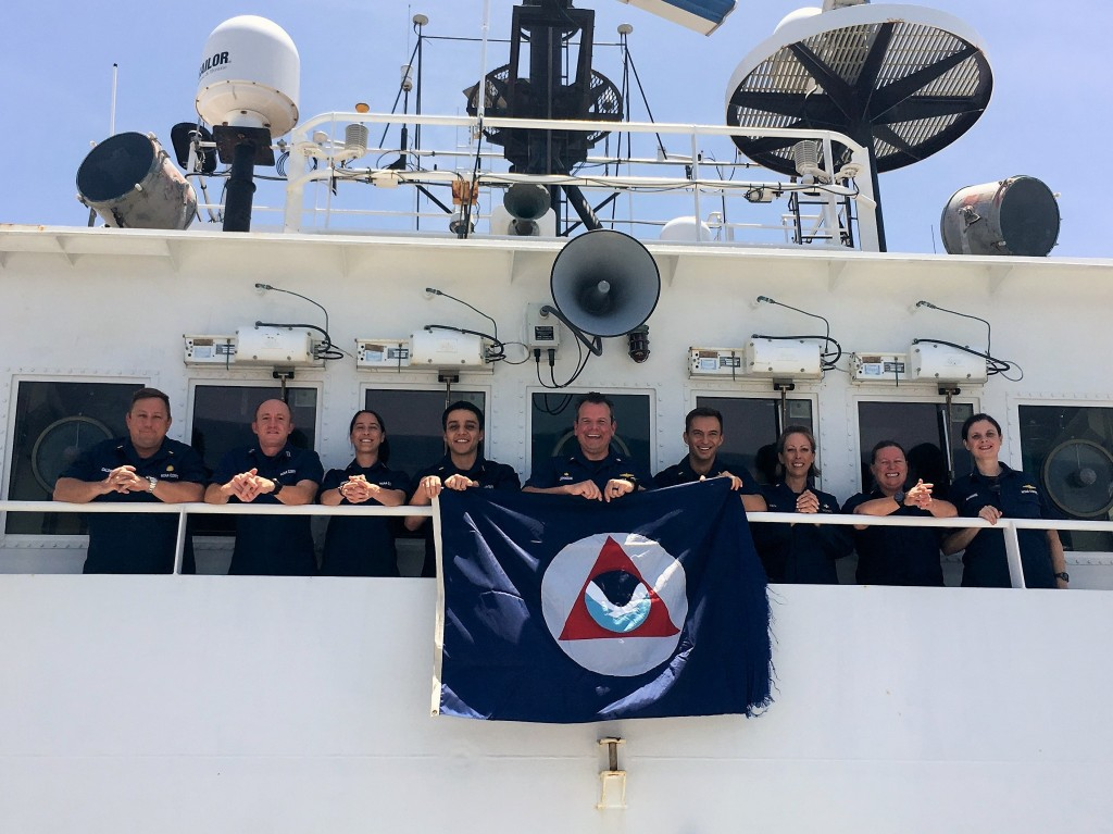 NOAA Commissioned Officers
