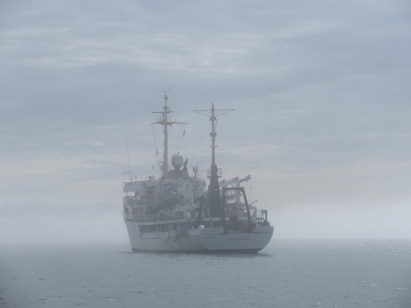 Fairweather in fog