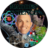 Madden Science logo