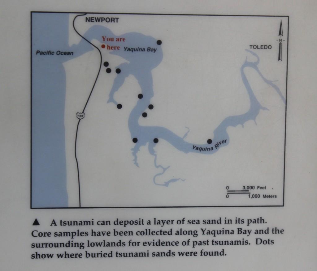 Newport marine signage