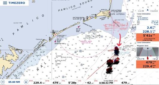 Pisces Location 7-16-19