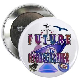 Future hydrographer button