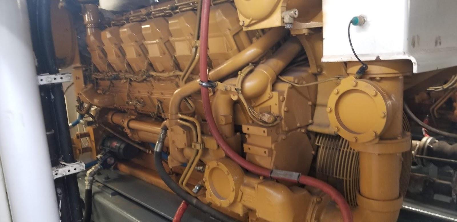 Oscar Dyson generator
