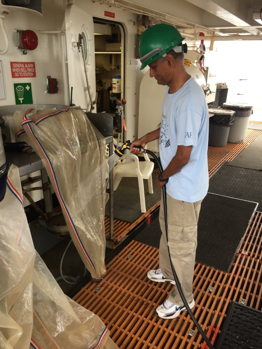 TAS Kannan rinsing nets